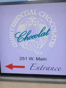 chocolatesign